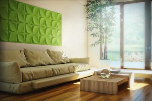 3D panel Aryl 50/50cm